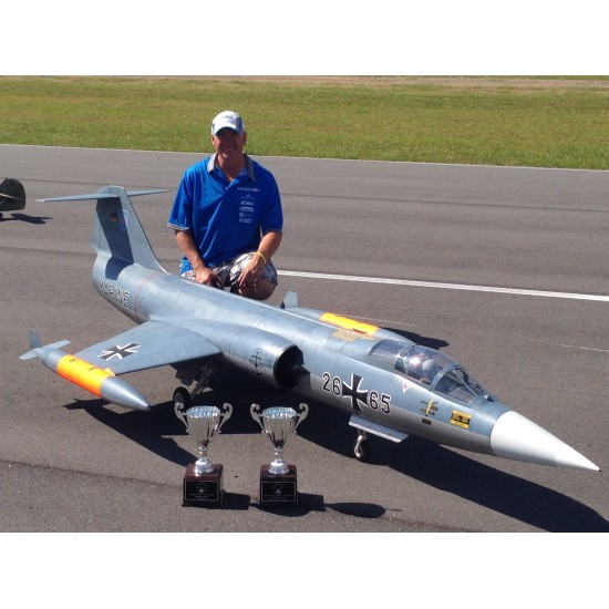 Skymaster F-104