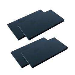 Battery Anti-Slip Silicone 3M Pad 64x33x3mm (4 pcs)