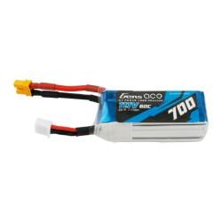 Gens ace 700mAh 11.1V 60C 3S1P Lipo Battery XT30 for OMPHOBBY M2 &LOGO200