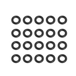 M3 Anti-Vibration O-Ring FC Soft Mount (20pcs)