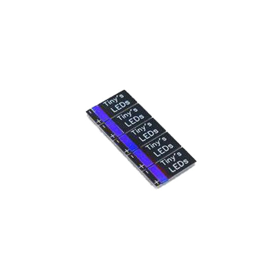 Tiny's LEDs Blue 3-6S (5pcs)