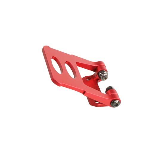 Camera Mount Tilt-Adjustable Red