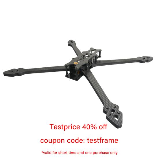 F10 10-Inch Professional FPV Freestyle Drone Frame aMAXinno