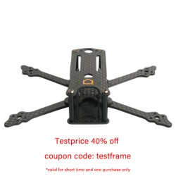 F2.5Micro 2.5-Inch Professional FPV Freestyle Drohne Frame aMAXinno