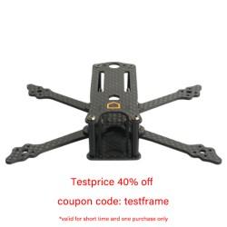 F2.5Micro 2.5-Inch Professional FPV Freestyle Drohne Frame aMAXinno