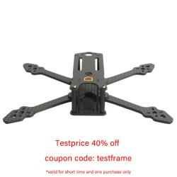F3Micro 3-Inch Professional FPV Freestyle Drohne Frame aMAXinno