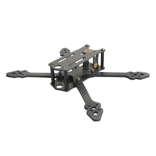F3Micro 3-Inch Professional FPV Freestyle Drohne Frame aMAXinno