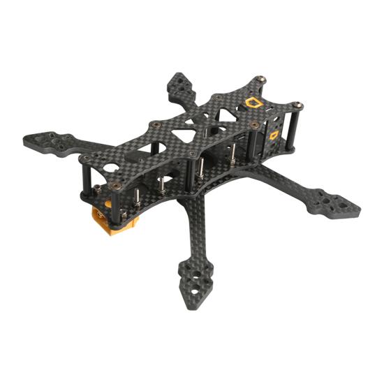 F3Mini-Deadcat 3-Inch Professional FPV Freestyle Drone Frame aMAXinno