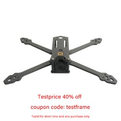 F4Micro 4-Inch Professional FPV Freestyle Drohne Frame aMAXinno