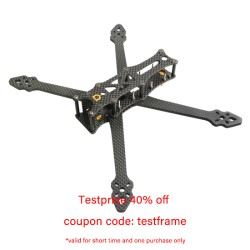 F5Mini 5-Inch Professional FPV Freestyle Drone Frame aMAXinno