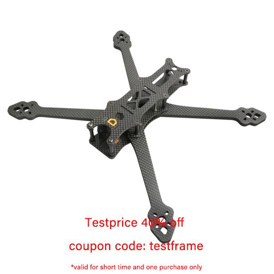 F7L 7-Inch Professional FPV Freestyle Drone Frame aMAXinno
