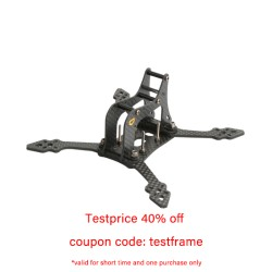 R3 3-Inch Professional FPV Racing Drone Frame aMAXinno