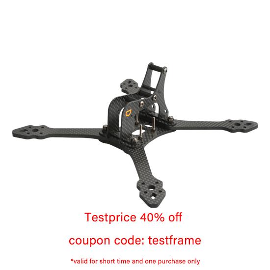 R5M 5-Inch Professional FPV Racing Drone Frame aMAXinno