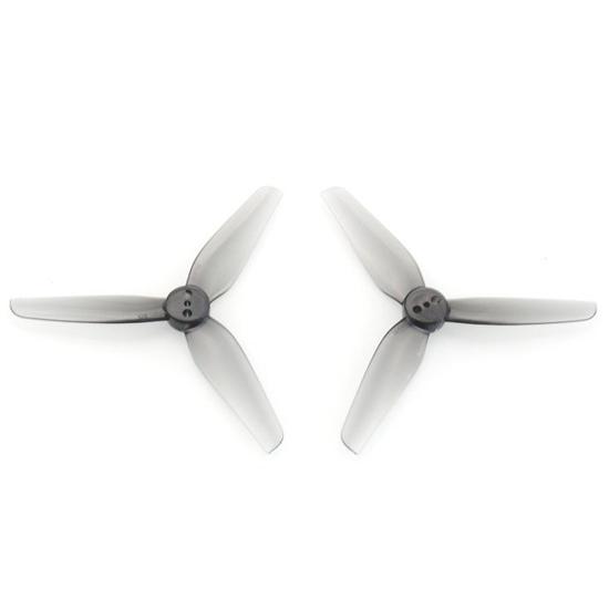 HQProp T3x1.5x3 3-Blade Grey (2 Pairs) PC Propeller