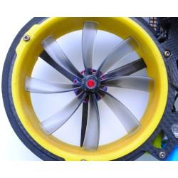 HQProp Duct-76MMx8 for Cinewhoop Grey (2 Pairs) Propeller