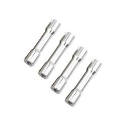 Aluminum Spacers M3 x 15 Standoffs (4pcs)