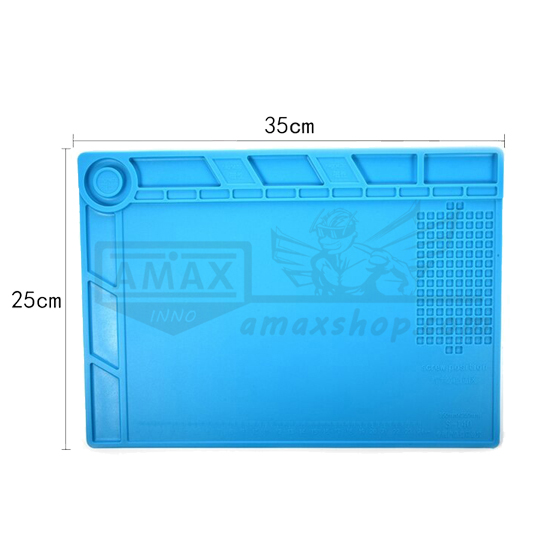 Silicone Mat 35 x 25cm Soldering