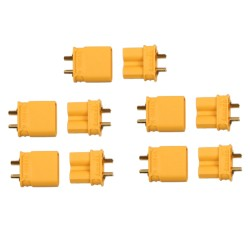 XT30-U (5 Pairs) Connector AMASS