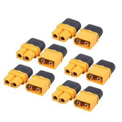 XT60-H (5 Pairs) Connector AMASS