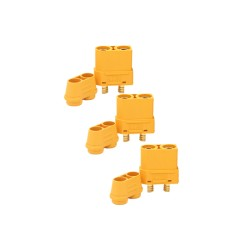 XT90H -  Female (3 Pairs) Connector AMASS